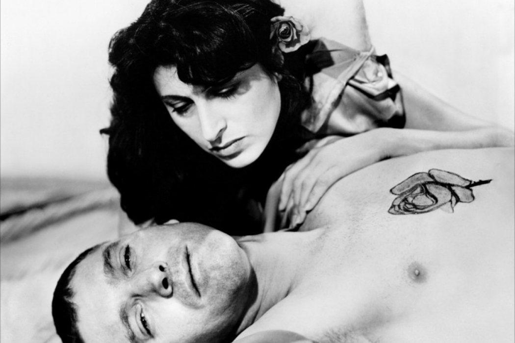 'La rosa tatuada' (1955)