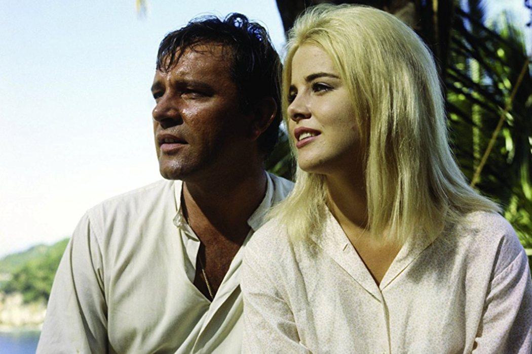'La noche de la iguana' (1964)