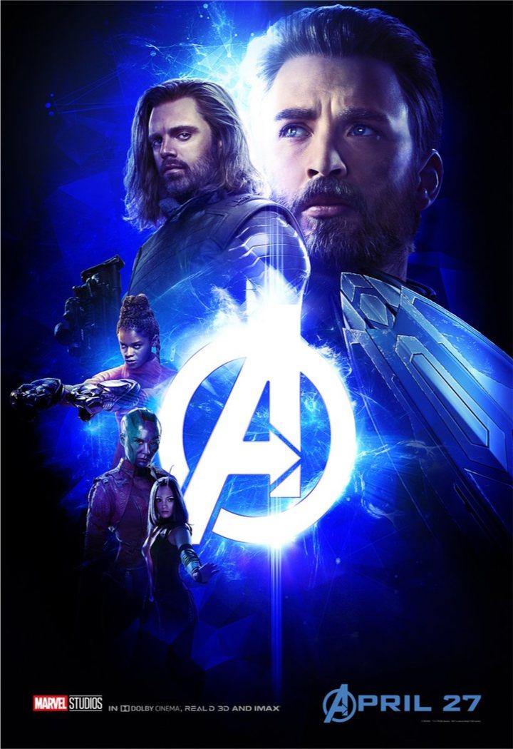 'Vengadores: Infinity War' #3