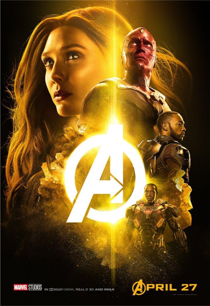 'Vengadores: Infinity War' #4