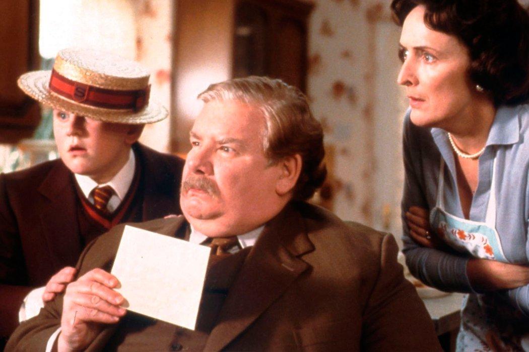 Vernon Dursley en la saga de 'Harry Potter'