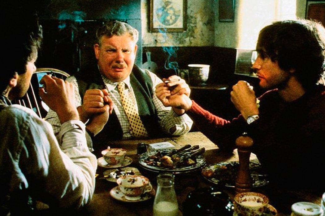 Monty en 'Withnail y yo'