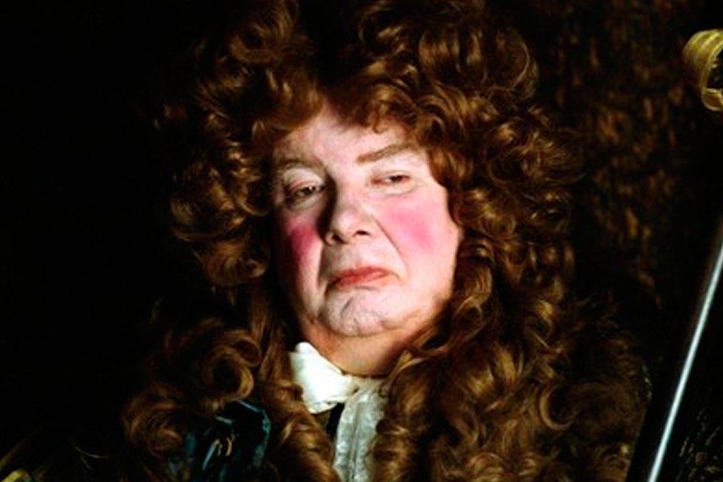 Sir Charles Sedley en 'Belleza prohibida'