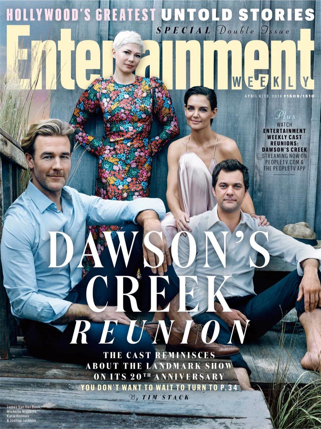 Actores protagonistas para Entertainment Weekly