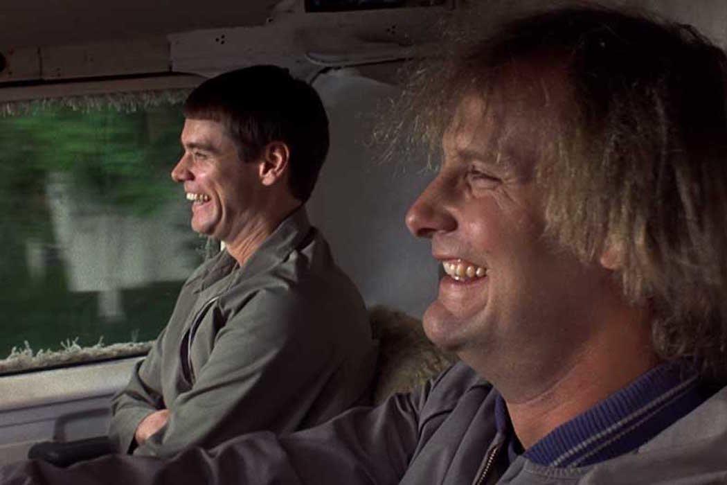 'Dos tontos muy tontos' (1994)