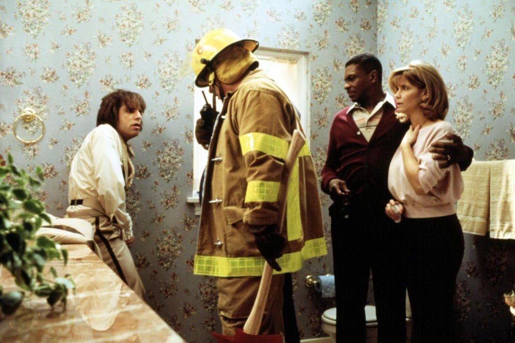 'Algo pasa con Mary' (1998)