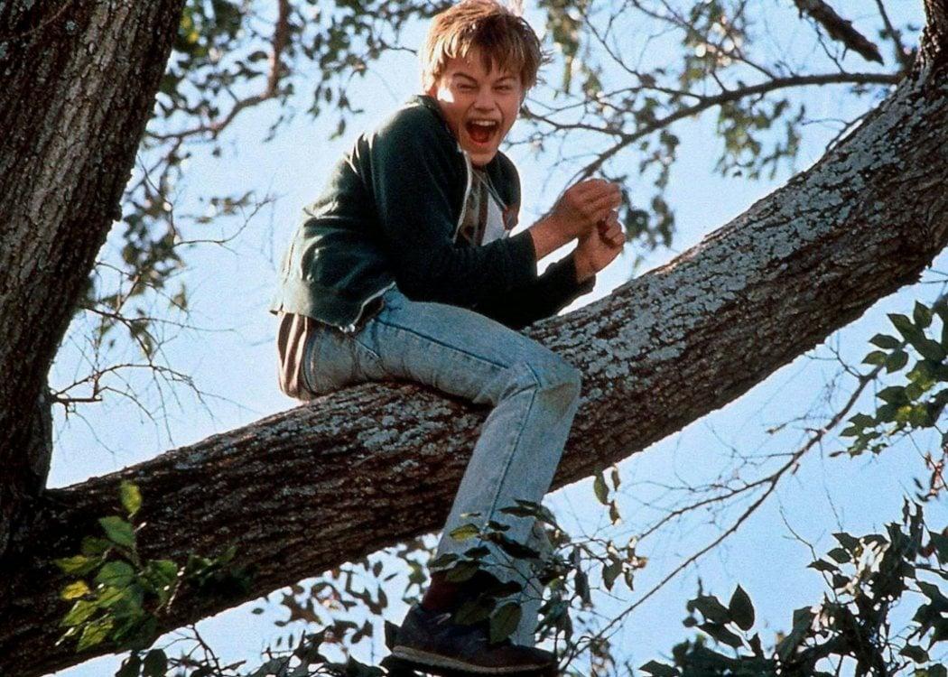Arnie Grape en '¿A quién ama Gilbert Grape?'