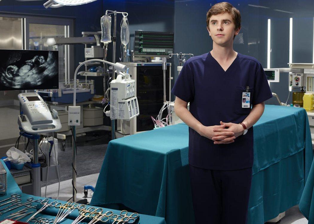 Shaun Murphy en 'The Good Doctor'