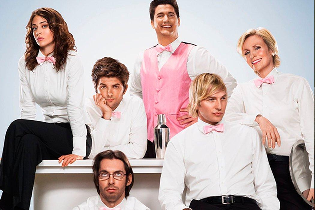 'Party Down', una comedia loca