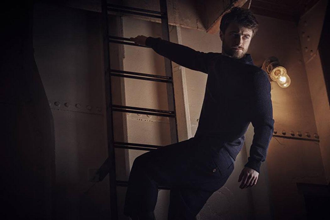 Daniel Radcliffe para Vanity Fair Italia