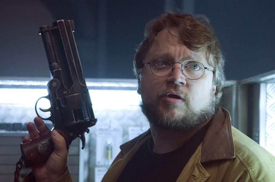 ¿Guillermo Del Toro?