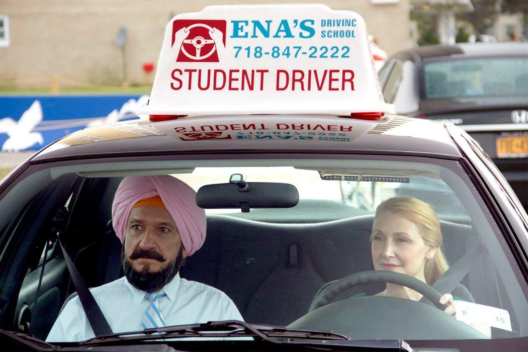 'Aprendiendo a conducir'