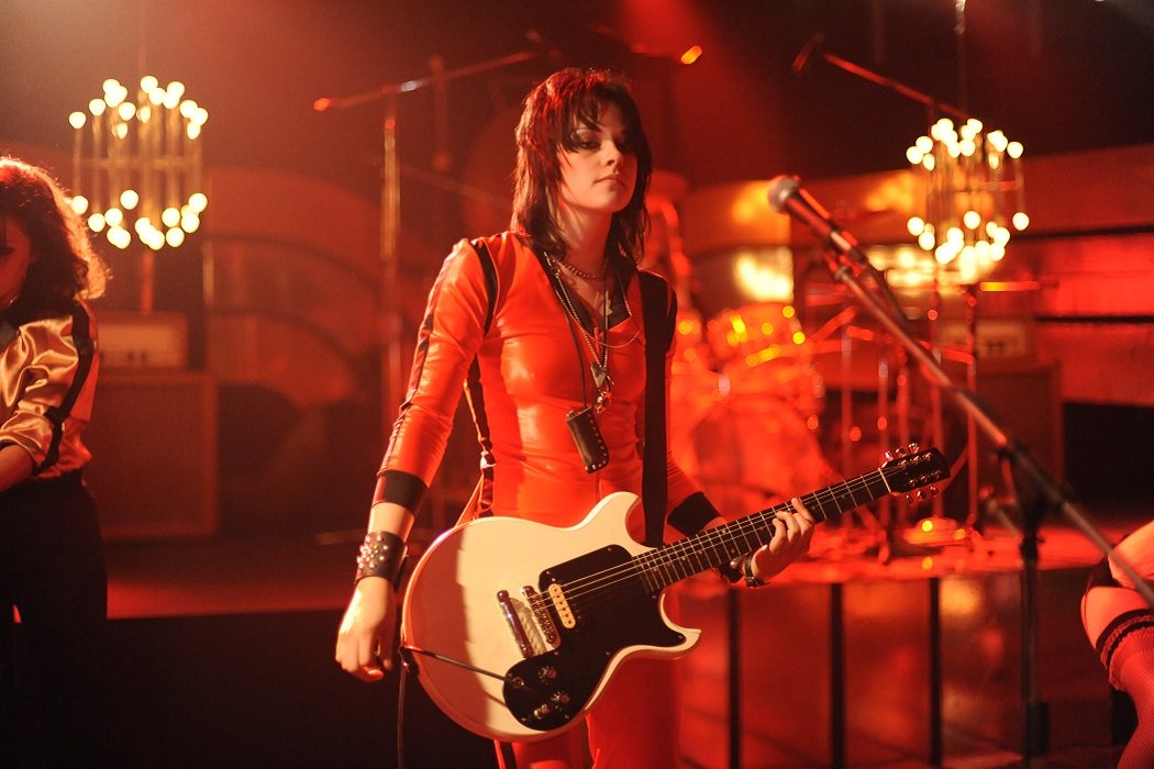 Joan Jett en 'The Runaways'