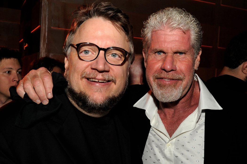 Es íntimo amigo de Guillermo del Toro