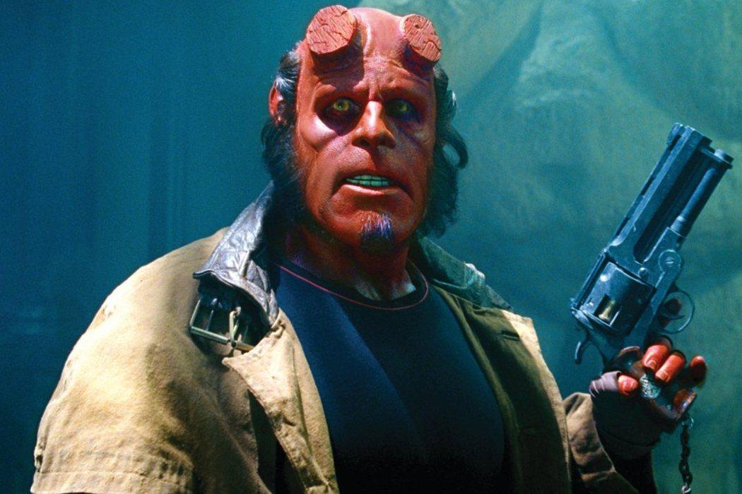 El Hellboy perfecto para del Toro