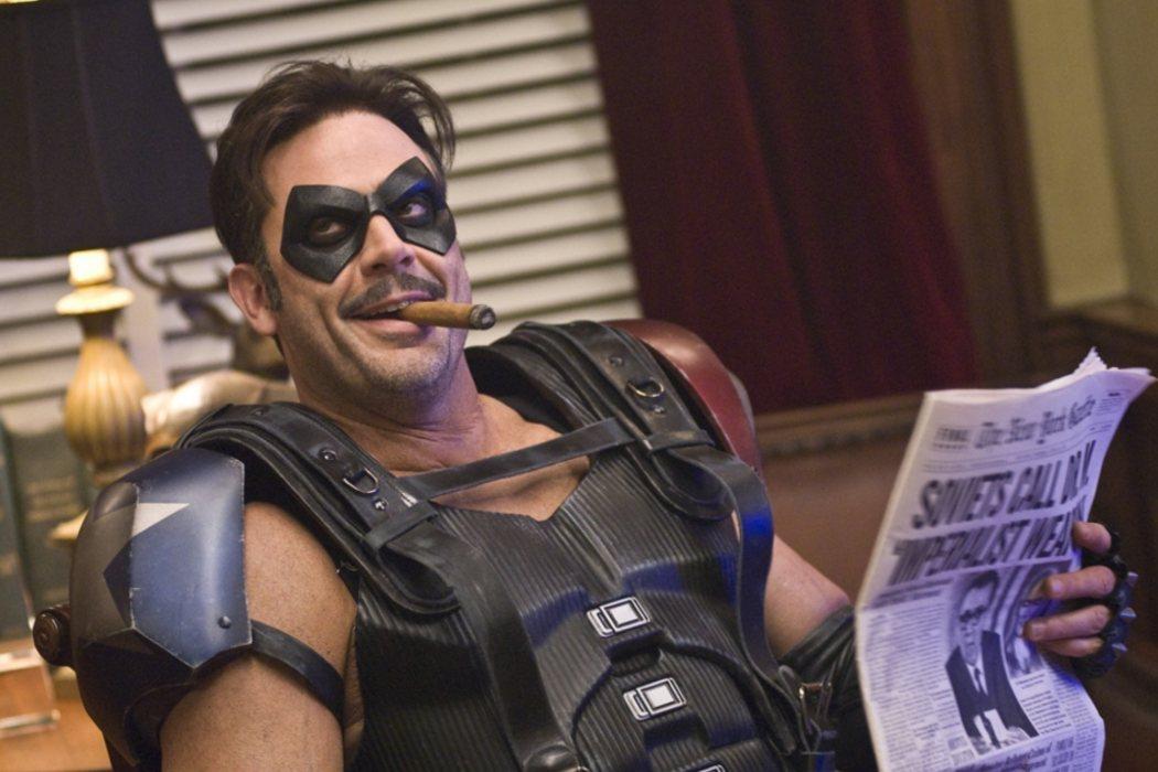 Fue el candidato nº 1 para ser el Comediante en 'Watchmen'