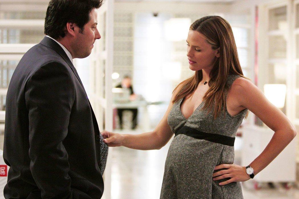 Un embarazo llega a 'Alias'