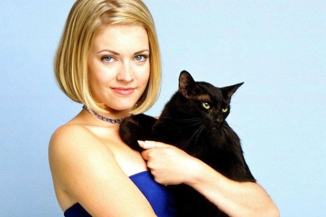 Smelly cat: Actuar al lado de Salem
