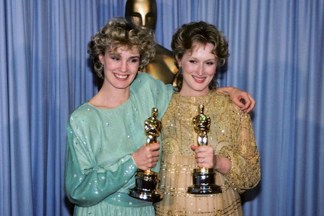 """Rivalidad"" con Meryl Streep"