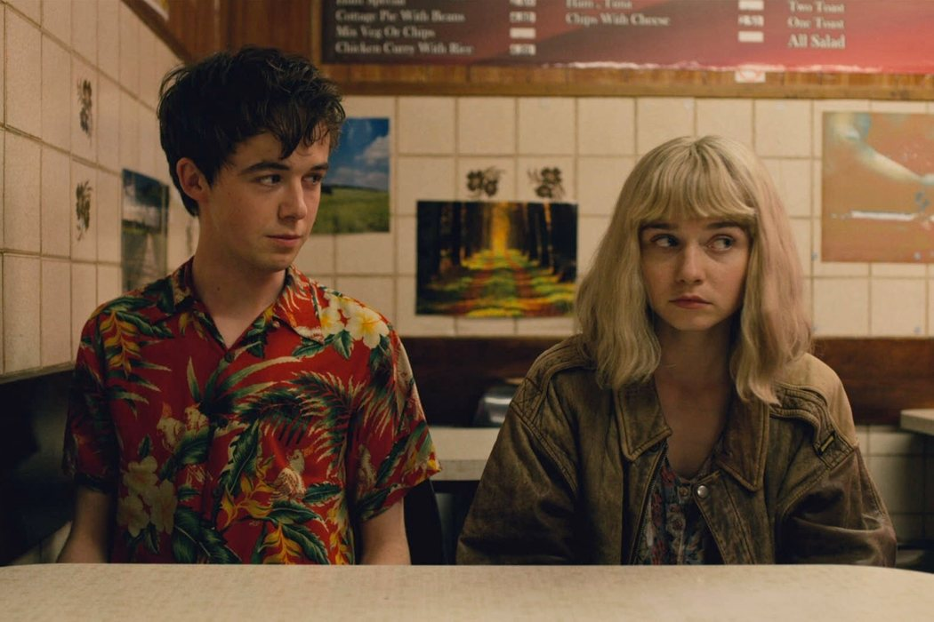 'The End of the F***king World' (2017)