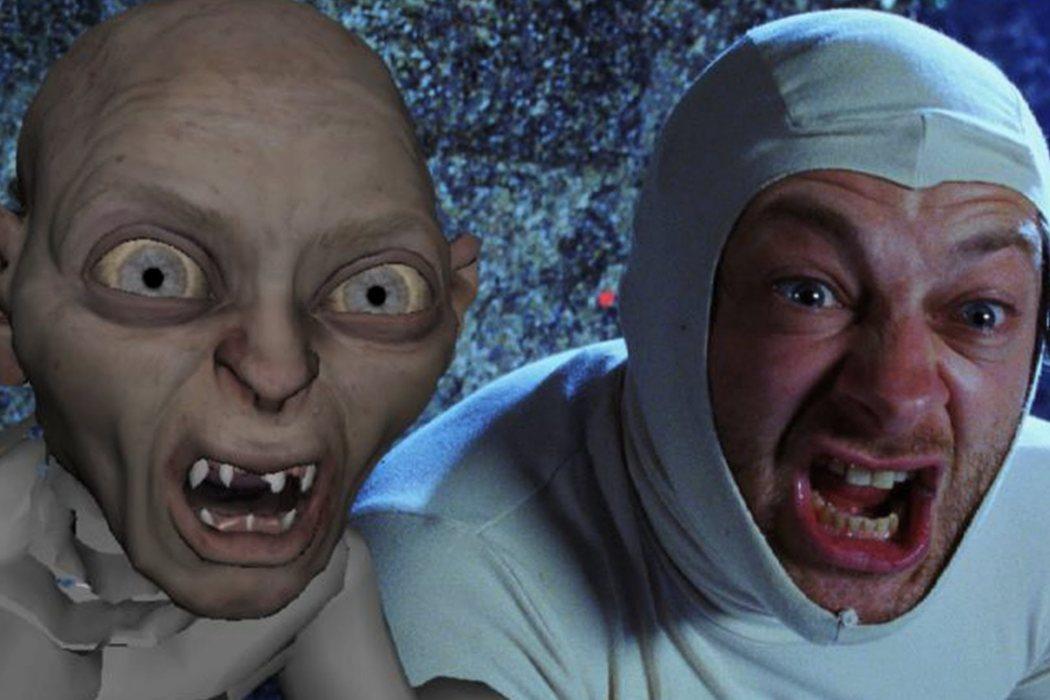 Gollum / Sméagol en 'El señor de los Anillos'