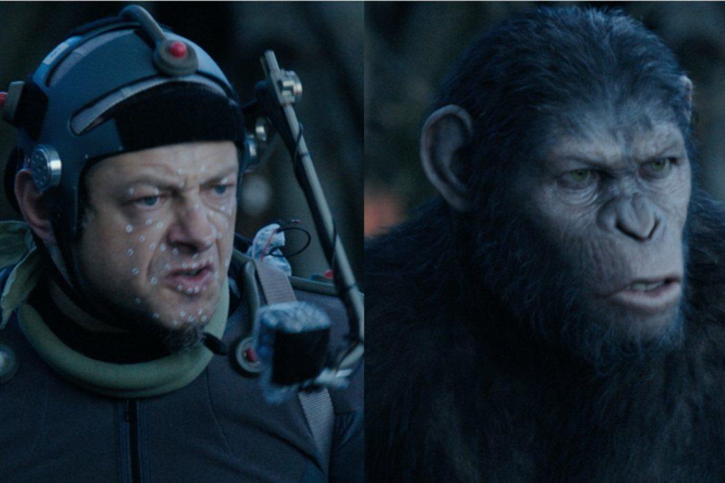 César en 'El origen del Planeta de los Simios'