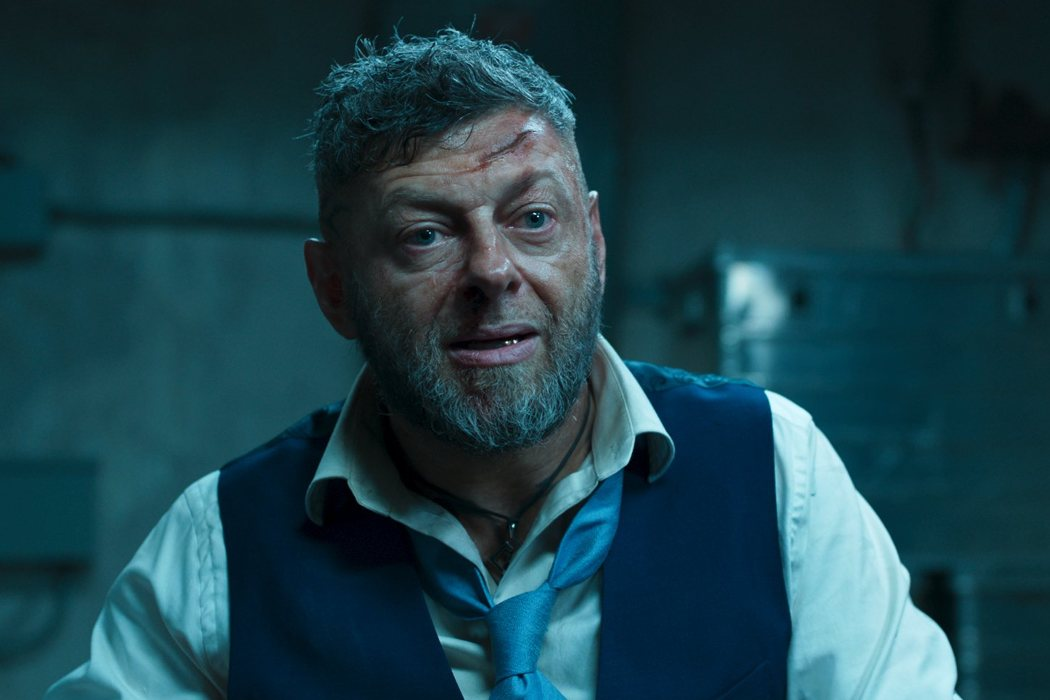 Ulysses Klaue / Klaw en 'Black Panther'