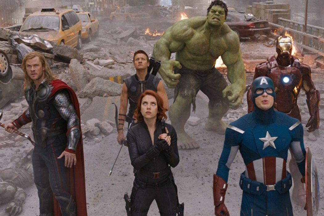 Acierto: 'Los Vengadores'