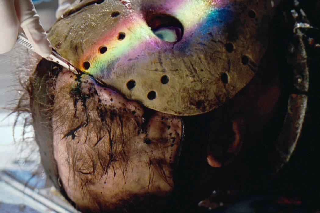 Kane Hodder se despide de Jason