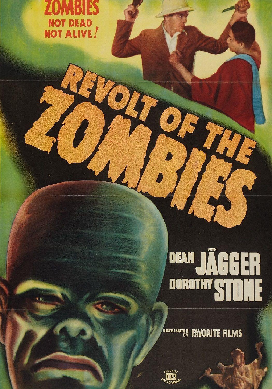 'La rebelión de los zombis'