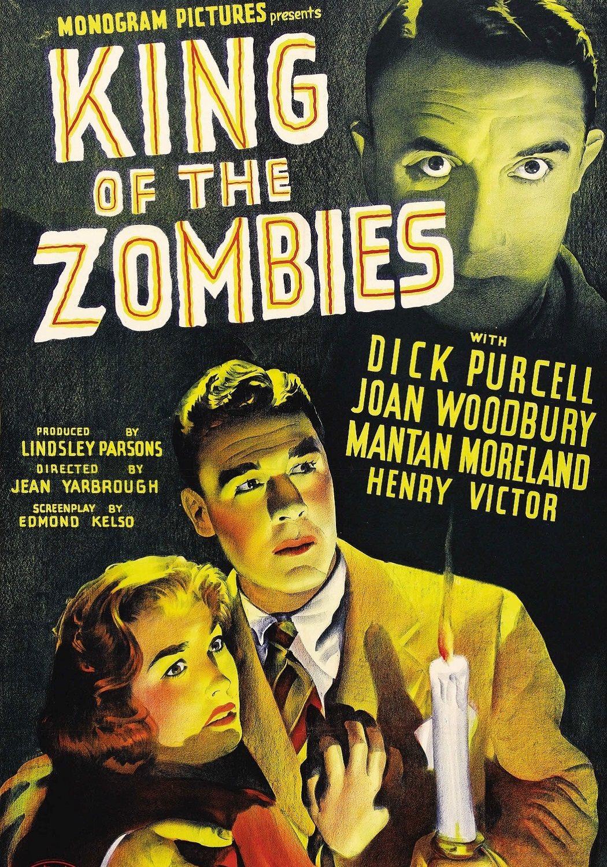 'El rey de los zombies'