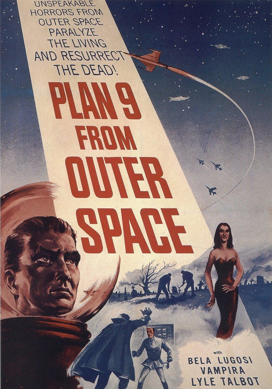 'Plan 9 del espacio exterior'