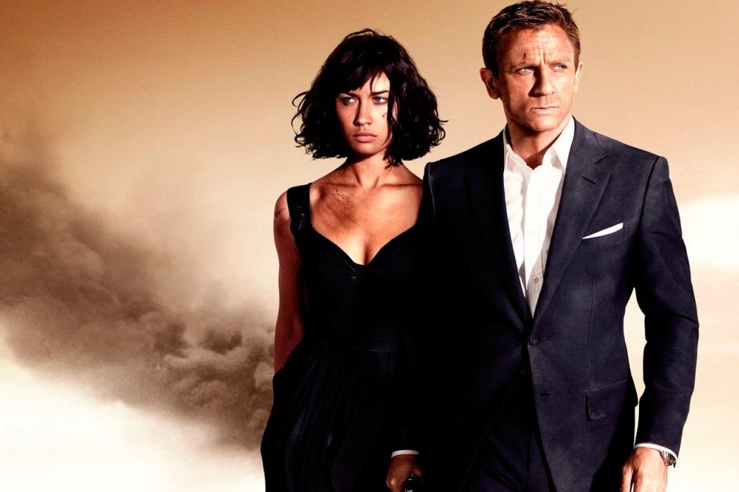 A las puerta de participar en 007
