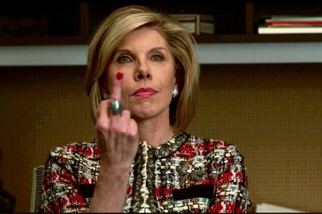 'The Good Fight' sabe que su público no es tonto