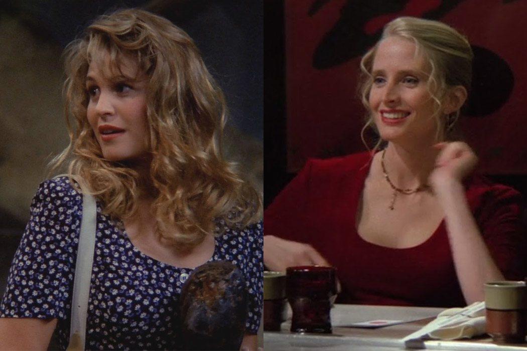 Carol (Anita Barone y Jane Sibbett)