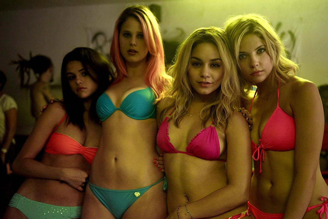 'I Knew You Were Trouble' - 'Spring Breakers'