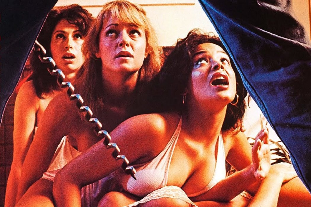 'The Slumber Party Massacre'