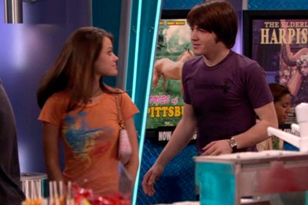 Sus primeros papeles gracias a Nickelodeon