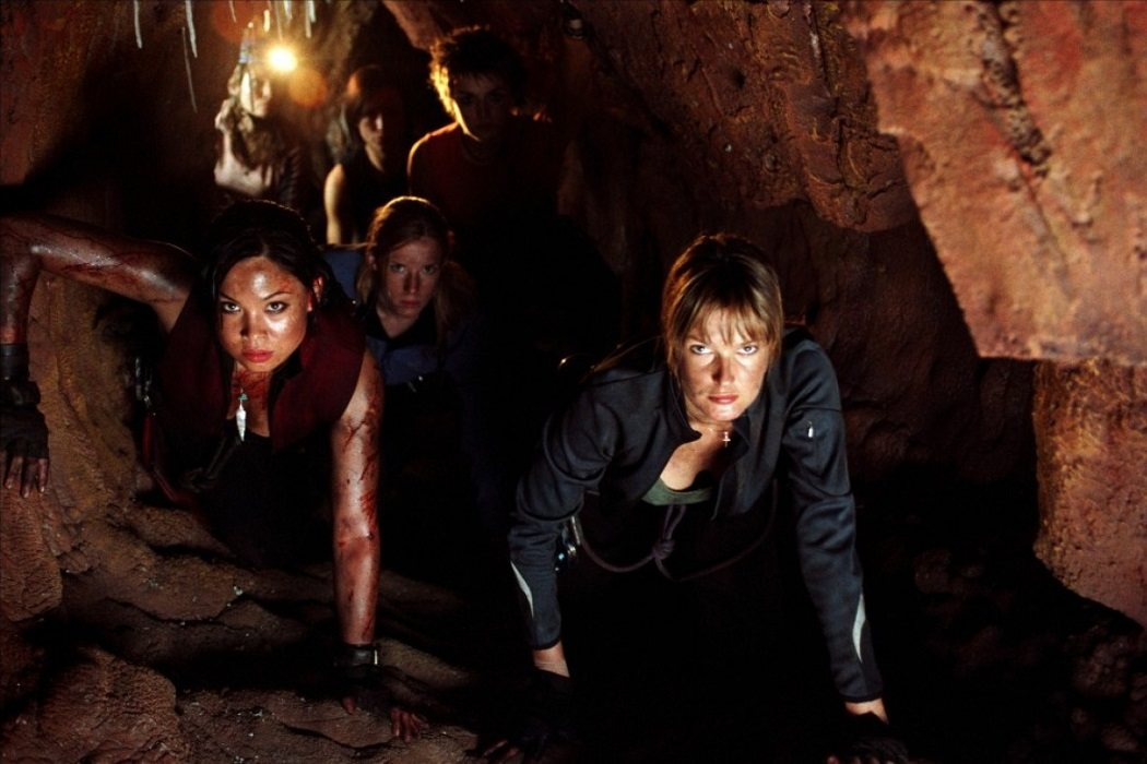 'The Descent'