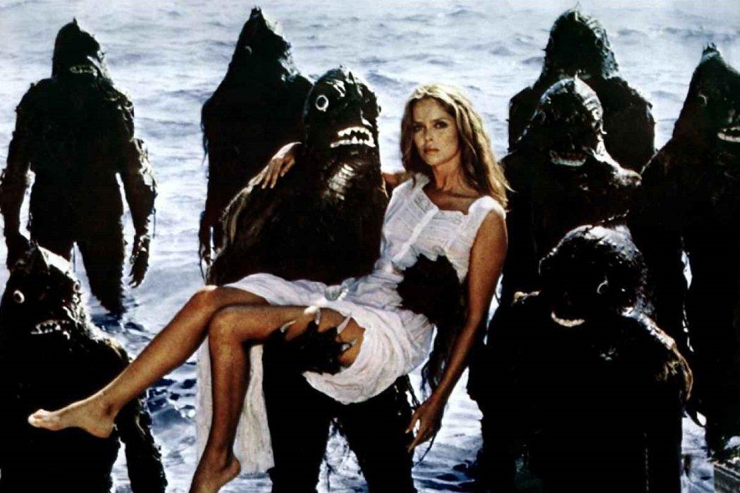 'La isla de los hombres peces'