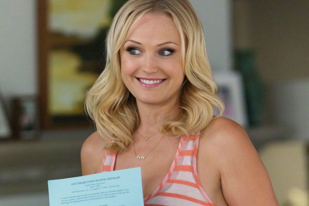 'Trophy Wife', la protagonista de la serie