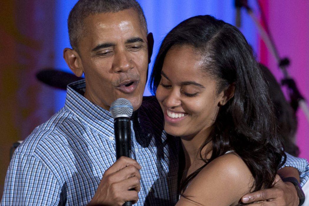 Fue jefa de Malia Obama