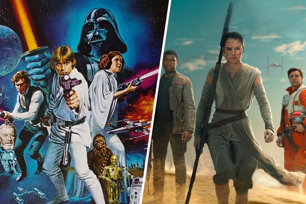'Star Wars', de las precuelas a 'El despertar de la fuerza'