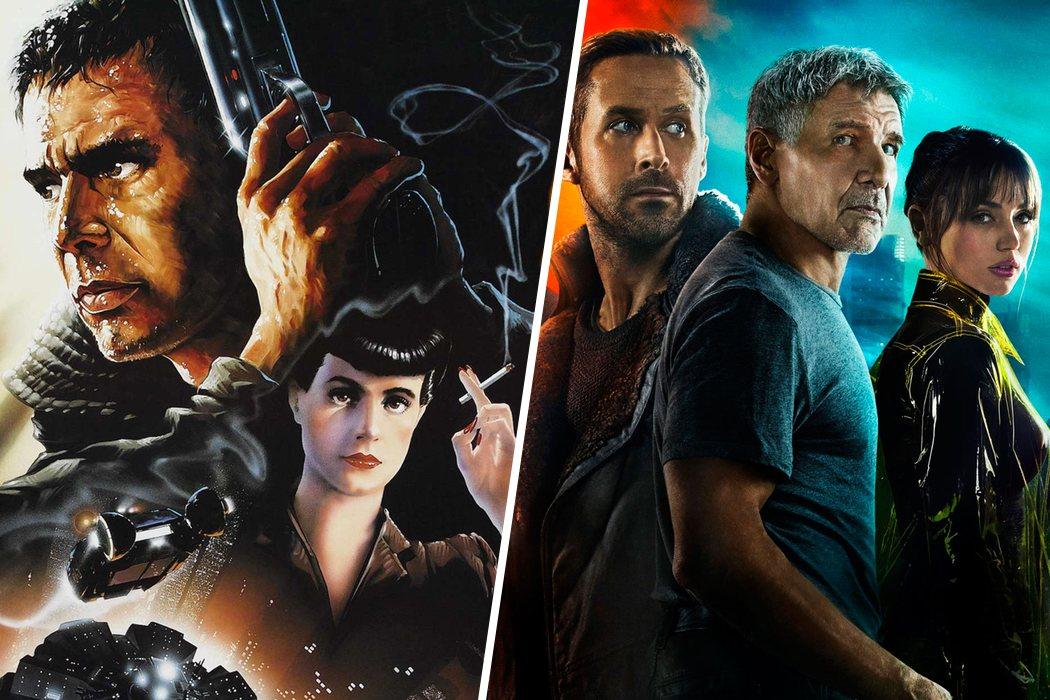 De 'Blade Runner' a 'Blade Runner 2049'
