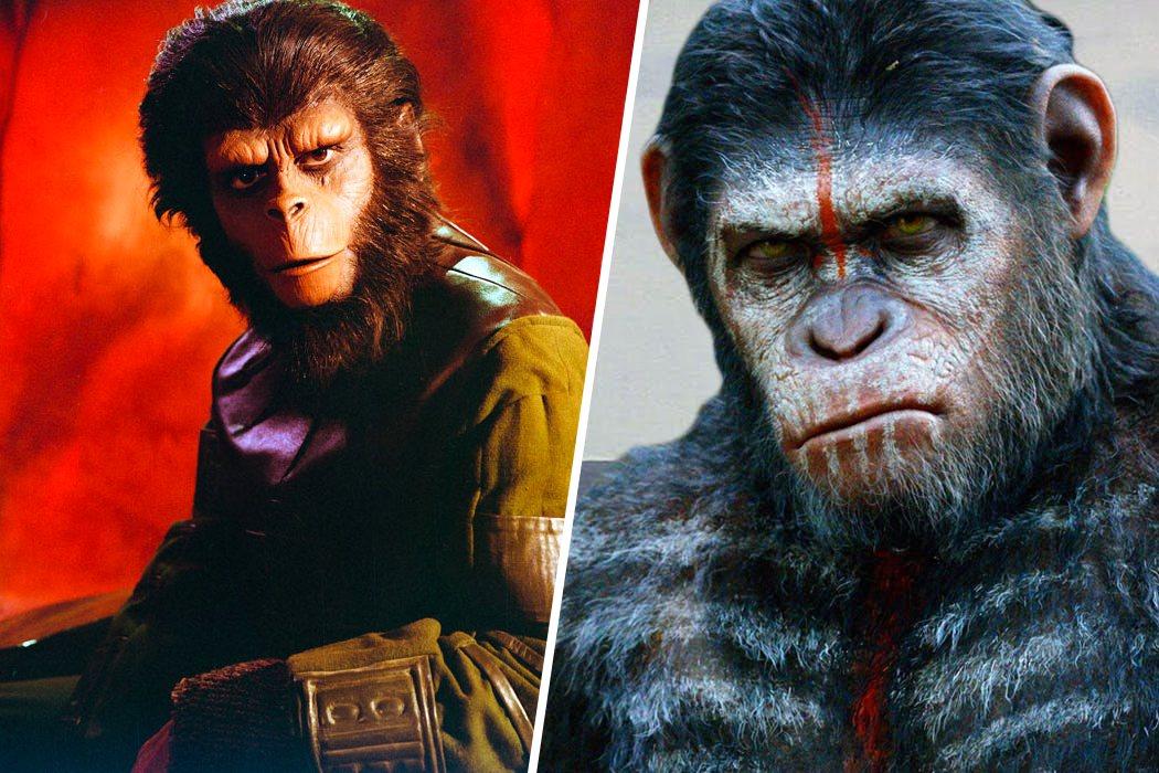 'El planeta de los simios', de Tim Burton a un acertado reboot