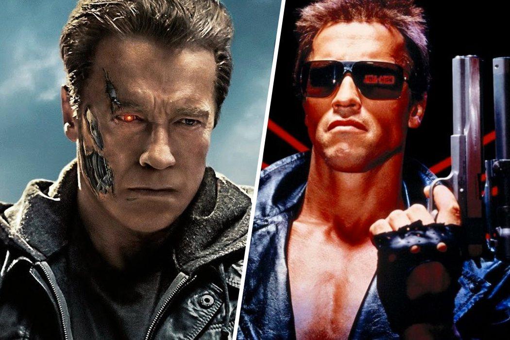 De 'Terminator' a 'Terminator: Génesis'