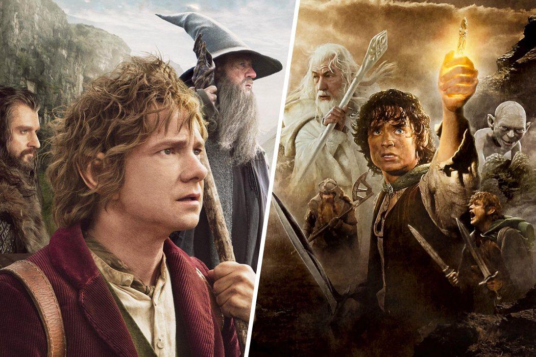 'El señor de los Anillos', de una trilogía de Oscar a 'El hobbit'