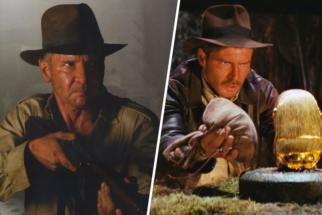'Indiana Jones', de la última cruzada al templo de la calavera de cristal