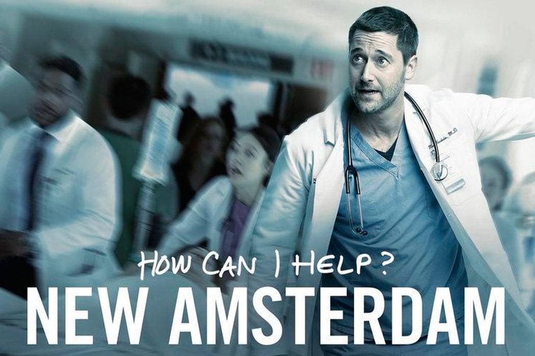 'New Amsterdam'