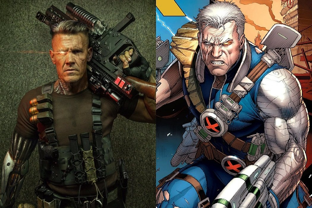 Josh Brolin (Cable)